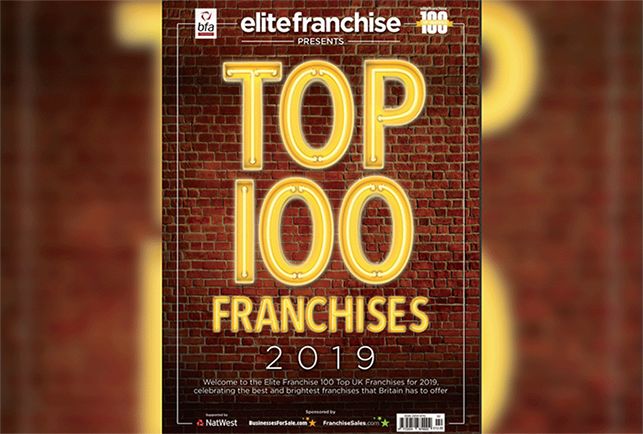 énergie Races Ahead of Ronald McDonald in the 2019 Elite Franchise Top 100