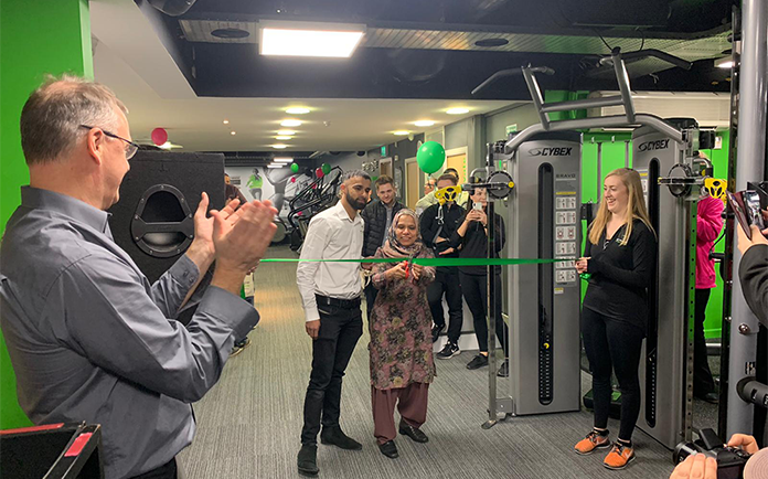 énergie Sees in 2019 with a Gym Opening in Bridgwater