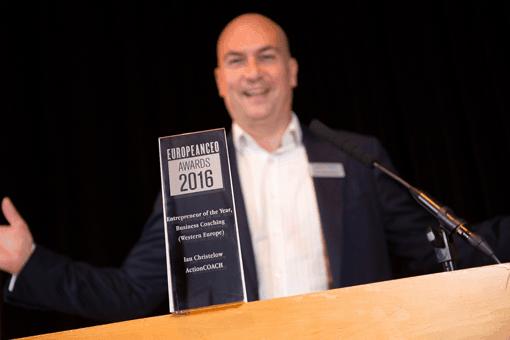 Entrepreneur of the Year 2016 awarded to UK franchisor