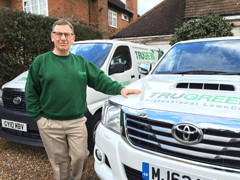 Established lawn care franchise expands into Bromley