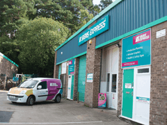 Established Signs Express Franchise in Telford, Shropshire for Sale