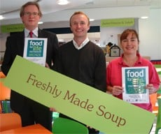 Ex-Pupil Helps St Wilfrid's Promote Healthy Eating