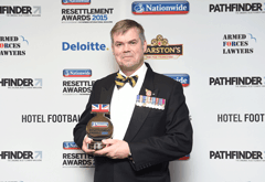 Ex-Soldier Turned Business Coach Wins National Award