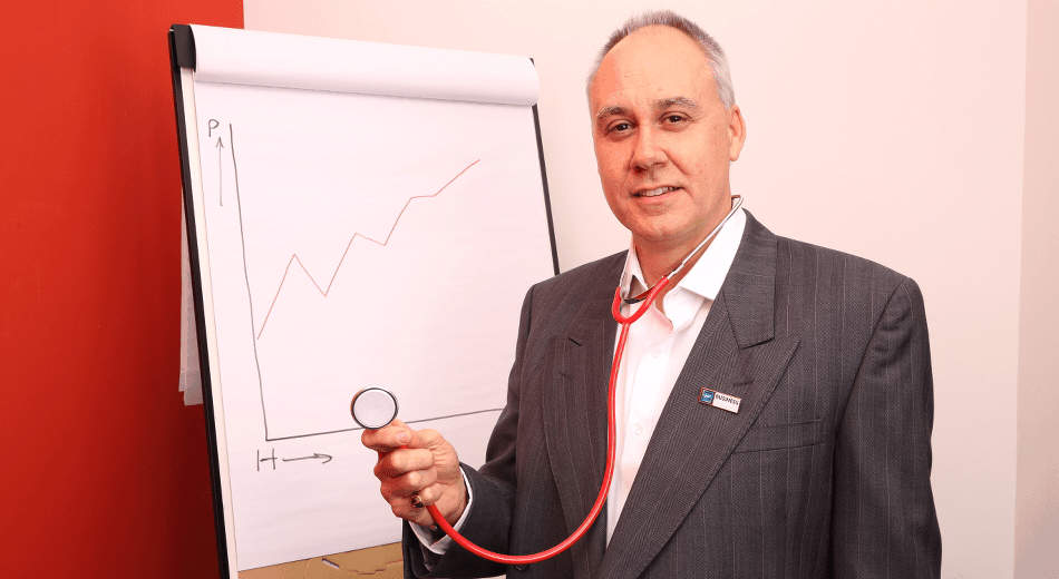 "Experienced businessman becomes ""hands-on"" Business Doctors franchisee"