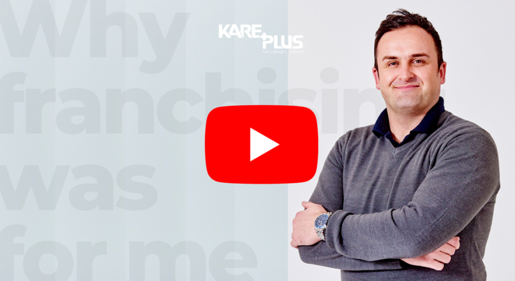 Familiar to Franchising: New to Healthcare. Why an existing franchise owner couldn't turn down an additional opportunity with Kare Plus