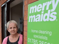 Family-run cleaning company in Stafford celebrates 20 years of service