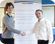 FASTSIGNS Boosts Workforce