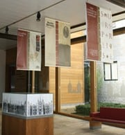 FASTSIGNS help Burghley House present two new exhibitions
