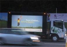 FASTSIGNS Swansea monkeys around with trucks
