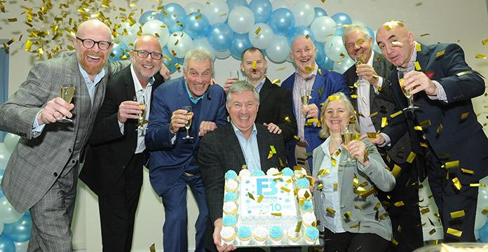 Franchise Brands plc Celebrates its 10-year Anniversary