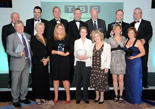 Franchise giant recognises top performing businesses