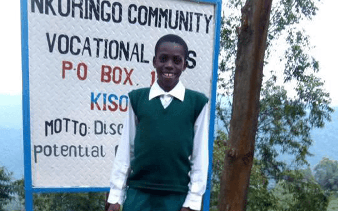 Franchise Theatre School Supports Ugandan Student