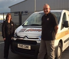 Franchisee Case Study: Ross Wood and Kay Wild