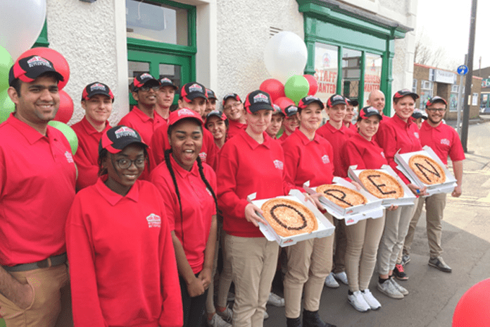Franchisee Takes Over Papa John's in his Home Town of Stoke-on-Trent