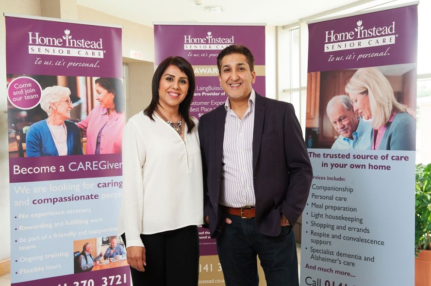 Franchisees Suhail and Tasnim Show the Power of Love