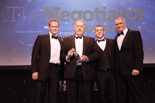 Going for Gold: Agency Express Win Supplier of the Year Award