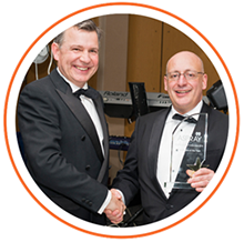 Grahame Dean: Aspray Franchisee of the Year 2019