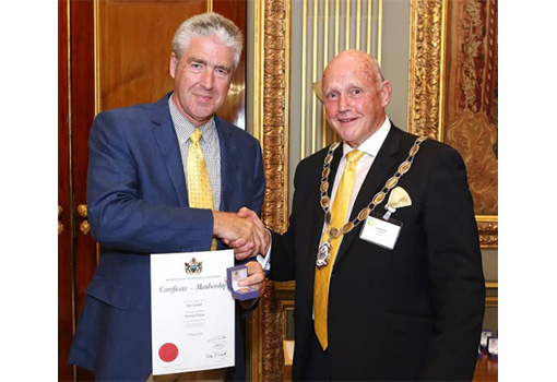Group Chief Executive Director awarded Honorary AIA membership