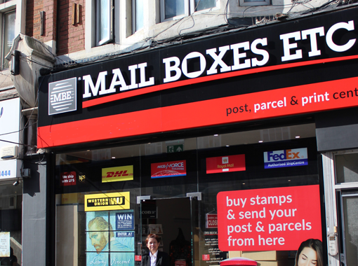 Headline: Award-Winning Film Offers Masterstroke Opportunity for Mail Boxes Etc. Franchisees