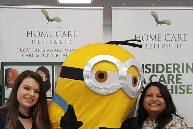 Home Care Preferred Support Headway