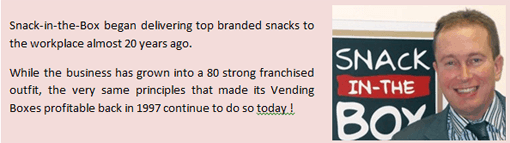 Honesty is the Best Policy for Snack-in-the-Box Franchisees