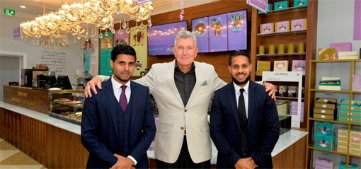 Huddersfield Brothers Plan to Open 100 CREAMS British Luxury Stores!