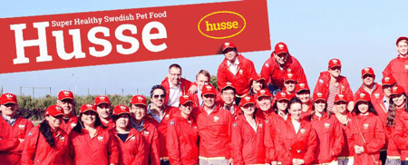 Husse Sales Are on the Up and UP!