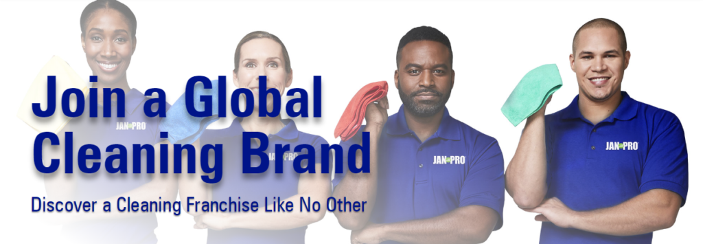 JAN-PRO Ranked No. 5 in the Top 100 UK Franchises 2020