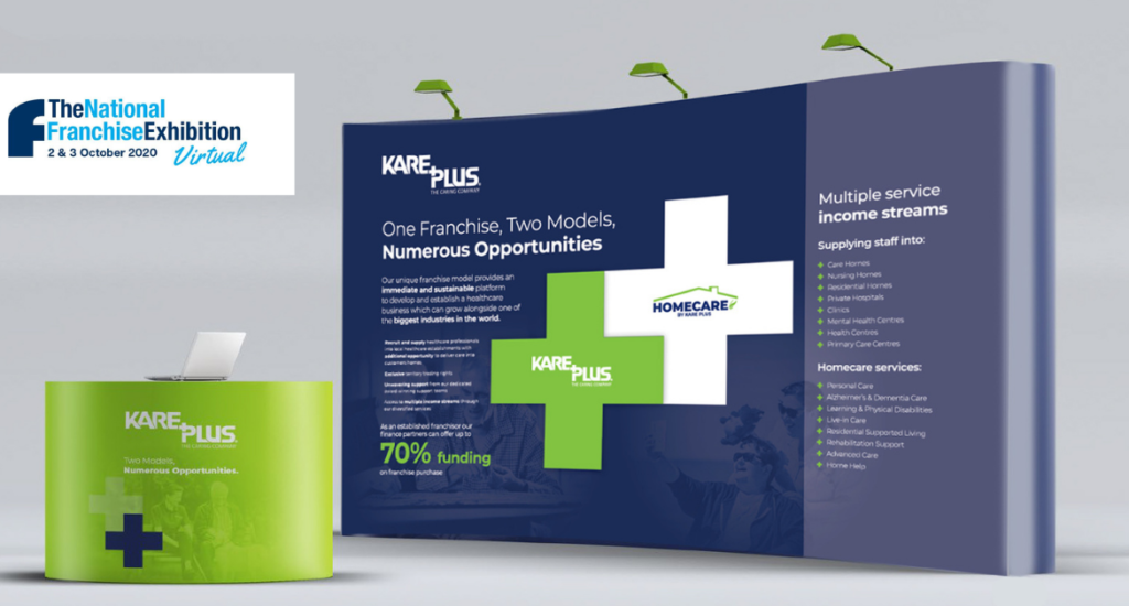 Kare Plus is extremely excited to be attending this weekend's virtual franchise show!
