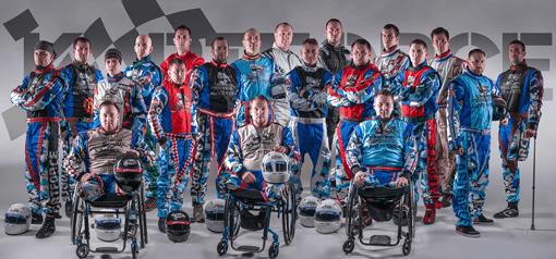 KartForce injured troops to take on BTCC Champ Andrew Jordan at the Annual Revive! Karting Championship
