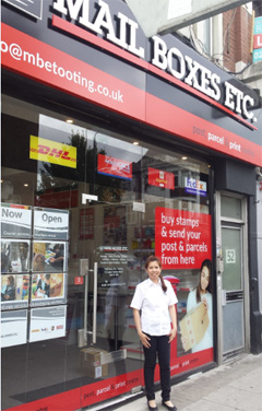 Local businesswoman brings new services to Tooting