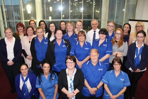 'Outstanding' care service gets a letter of thanks from Secretary of State for Health