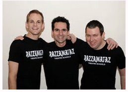 Male Principals at Razzamataz