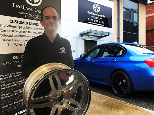Manchester's The Wheel Specialist Turns 10