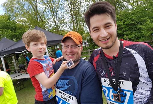 Marathon Mark's Milestone