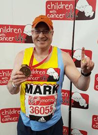 Mark's London Marathon Hat-Trick