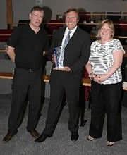 MBE Husband and Wife Team Win Top Award for Customer Care