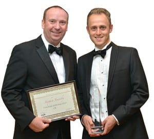 Meet Stephen Sowerby – Auditel's Franchisee of the Year, 2014