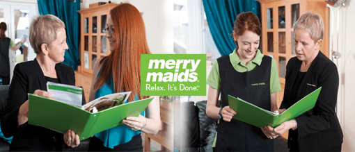 Merry Maids Open Day