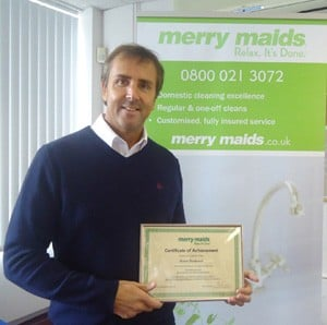 Merry Maids welcomes a new franchise owner!