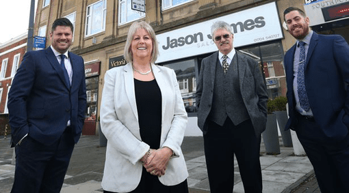 Merseyside recruitment firm has become a real family venture