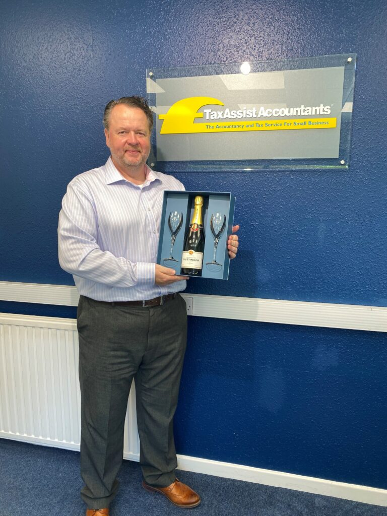 Milestone anniversary for Pudsey and Horsforth franchisee