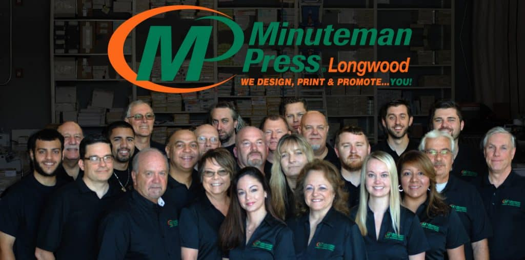 Minuteman Press Franchise in Longwood, FL Completes Rebranding of Liberty Creative