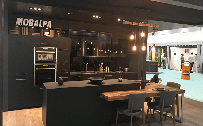 Mobalpa at Grand Designs Live