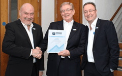 Motor industry heavyweight becomes Business Doctors franchisee