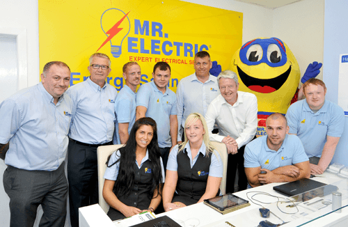 Mr Electric launches their First High Street 'Energy Saving Centre'