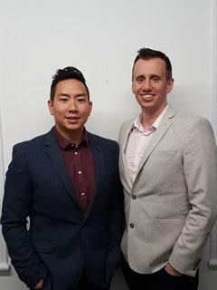 Nathan Crombie & Wai Lam – Prokil Brighton