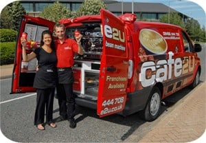 New Franchise Support Breaks Records for Cafe2U