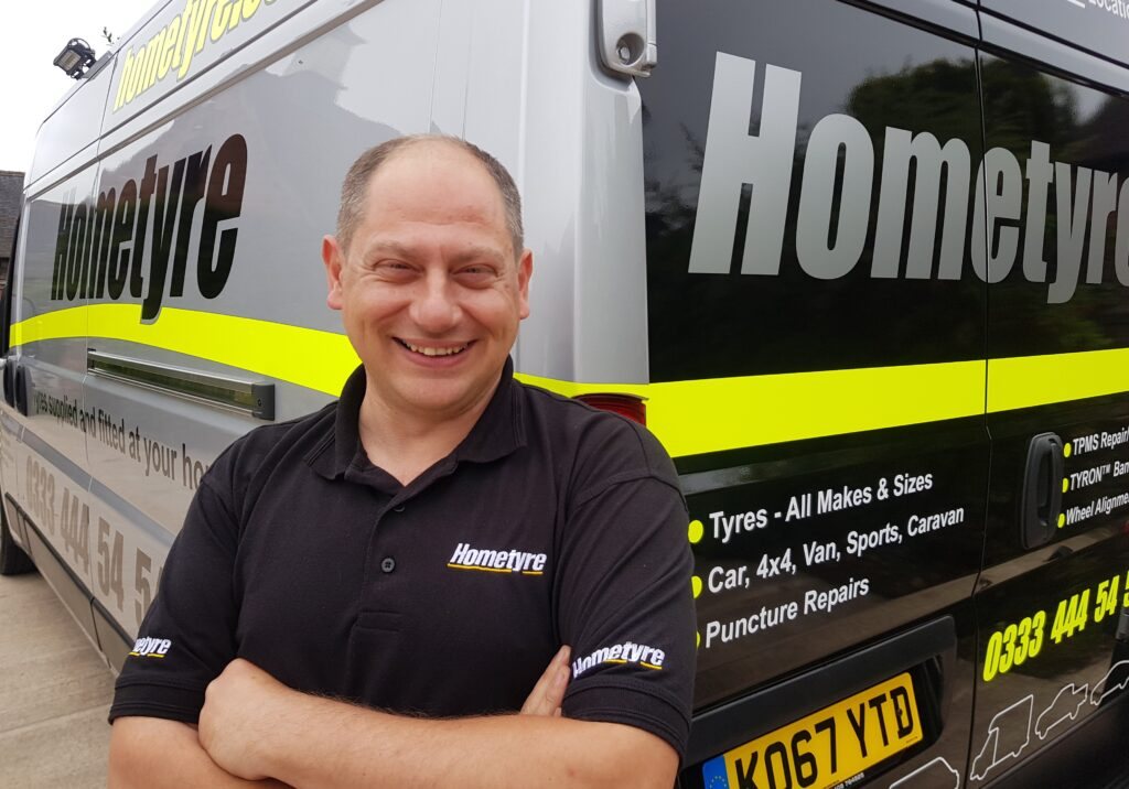New Hometyre Franchisee Makes Two Big Moves