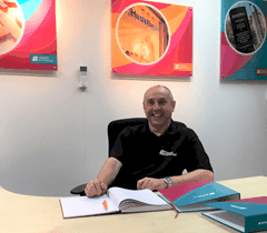 New Owner for Signs Express (Warwick)